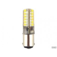 LED LAMP BA15D GEL 200LM 3W 12/24V.