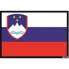 BANDIERA SLOVENIA 20X30CM