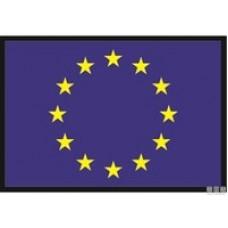 BANDIERA UNIONE EUR 20X30CM